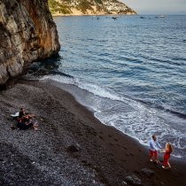 Pre Wedding Shooting in Positano Amalfi Coast - Costiera Amalfitana