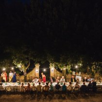Country Chic Wedding in Volterra  - Villa Palagione