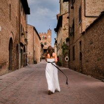 Certaldo  Florence, Tuscany