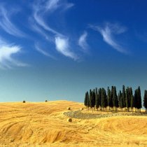 Val d Orcia Siena, Toscana