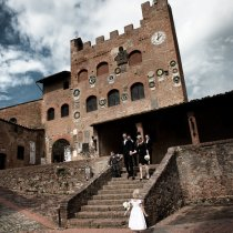 Wedding Photography in Certaldo Alto