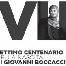 Program for Giovanni Boccaccio Anniversary